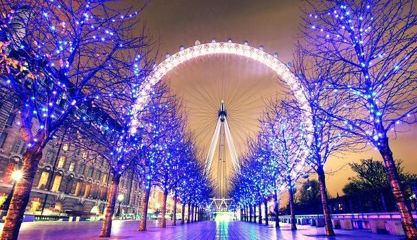 Winter Activities In London